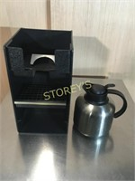 S/S Jug & Stand