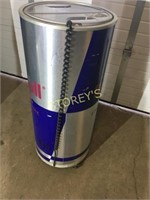 Red Bull Refrigerated Rolling Merchandiser - 18x42