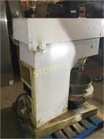 80qrt Dough Mixer w/ Bowl