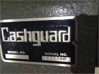 Cashguard 2dr Floor Safe - open - no combo