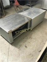 6' S/S Refrigerated Chef Base - 76 x 30 x 22