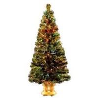 """NATIONAL TREE COMPANY FIBER OPTIC TREE SIZE 60"""""""