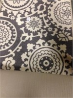 RUNNER RUG SIZE APPRX 18F X 2F