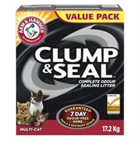 ARM & HAMMER VALUE PACK CLUMP & SEAL CAT