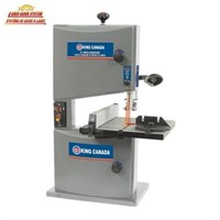 """KING CANADA 9"""" WOOD BAND SAW WITH LASER"""