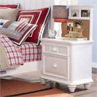 ROOM GEAR NIGHTSTAND AND BACK PANEL