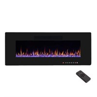 "R.W FLAME 50"" ELECTRIC FIREPLACE, FIT FOR"