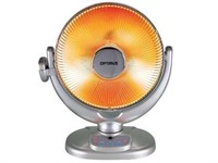 OPTIMUS 14 OSCILLATIONG DISH HEATER WITH REMOTE