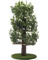 "ON2PETS LUXURY 60"" ROUND CAT TREE"