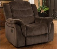 NOBLE HOURSE FURNITURE HIDAL GLIDER RECLINER CHAIR