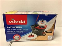 (MISSING HANDLE) VILEDA EASYWRING SPIN MOP