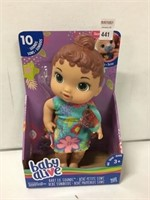 BABY ALIVE DOLL FOR AGE 3+