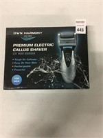 OWN HARMONY FOR MEN ELECTRIC CALLUS SHAVER
