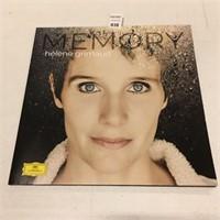 HELENE GRIMAUD MEMORY VINYL RECORD ALBUM