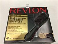 REVLON HAIR DRYER & STYLER