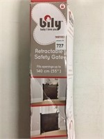BILY RETRACTABLE SAFETY GATE