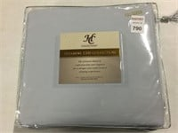HOTEL LUXURY 3-PIECE COVER SET FULL/QUEEN SIZE