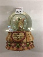 """COUNTRY SOUL 100MM MUSICAL WATER GLOBE 6"""""""