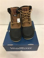 WINDRIVER OUTFITTING MENS WINTER BOOT SIZE 14