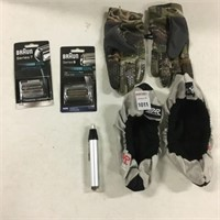 ASSORTED MENS PERSONAL ITEMS