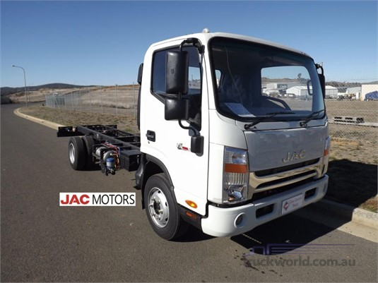 2020 Jac J80 - Trucks for Sale