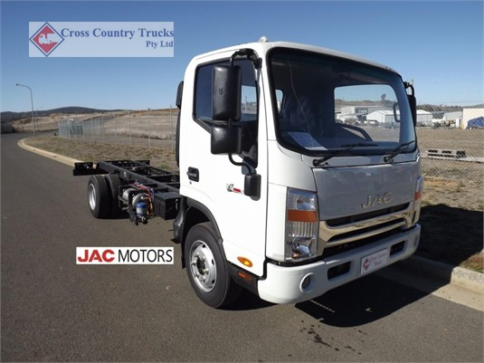 2020 Jac J80 Cross Country Trucks Pty Ltd - Trucks for Sale