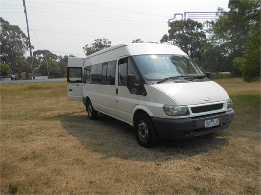 2004 Ford Transit - Trucks for Sale
