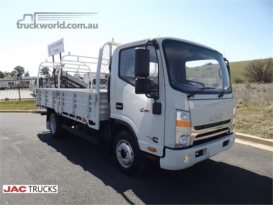 2020 Jac J45 - Trucks for Sale
