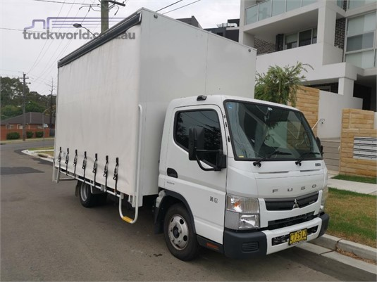 2019 Mitsubishi Fuso CANTER 515 - Trucks for Sale