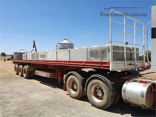 1986 Fruehauf other - Trailers for Sale