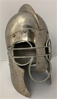 Great Knights Helmet with Neck Guard