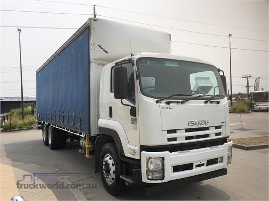 2012 Isuzu FVL 1400 Gilbert and Roach  - Trucks for Sale