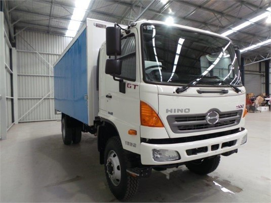 2020 Hino 500 Series 1322 GT 4x4 - Trucks for Sale