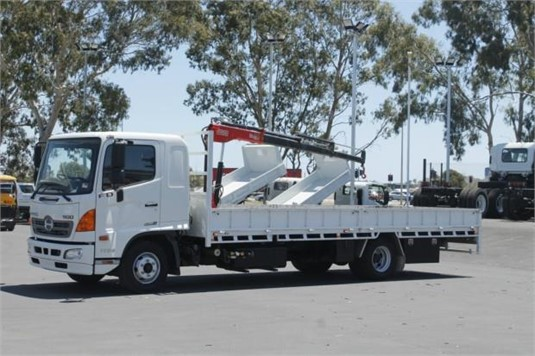 2012 Hino 500 Series 1124 FD - Trucks for Sale