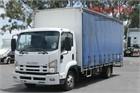 2011 Isuzu FRR 500 Tautliner / Curtainsider