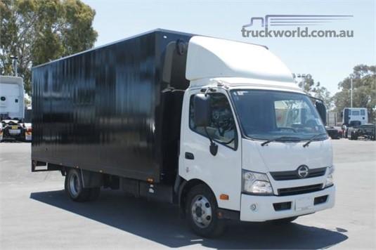 2015 Hino 300 Series 916 - Trucks for Sale