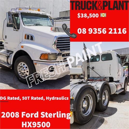 2008 Sterling HX9500 - Trucks for Sale