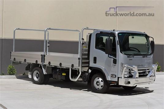 2020 Isuzu NPR 45 155 MWB AMT Tradepack - Trucks for Sale