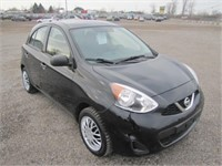2015 NISSAN MICRA 215781 KMS