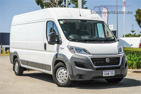 2017 Fiat Ducato Series 6 - Light Commercial for Sale