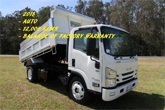 2018 Isuzu NQR 87 190 AMT Tipper - Trucks for Sale