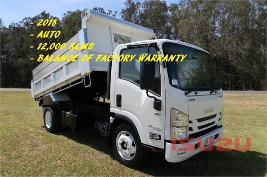 2018 Isuzu NQR 87 190 AMT Tipper Used Isuzu Trucks - Trucks for Sale