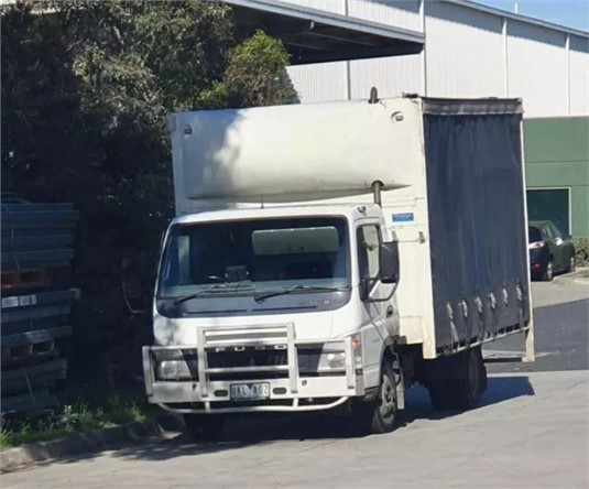 2006 Mitsubishi Fuso CANTER 7/800 - Trucks for Sale