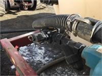 2016 PBM 1000 Gallon Dual Axle Poly Tank Trailer