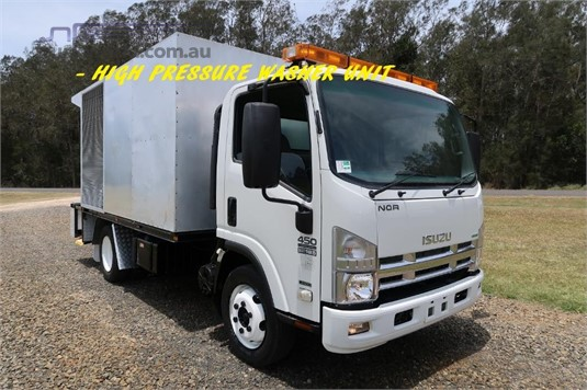 2012 Isuzu NQR 450 Premium - Trucks for Sale