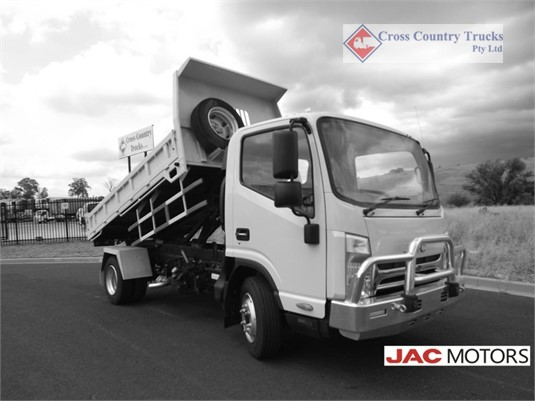 2020 Jac J45 Cross Country Trucks Pty Ltd - Trucks for Sale