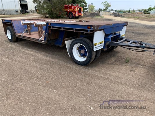 1998 Lee Smailes Transport Engineering other - Trailers for Sale