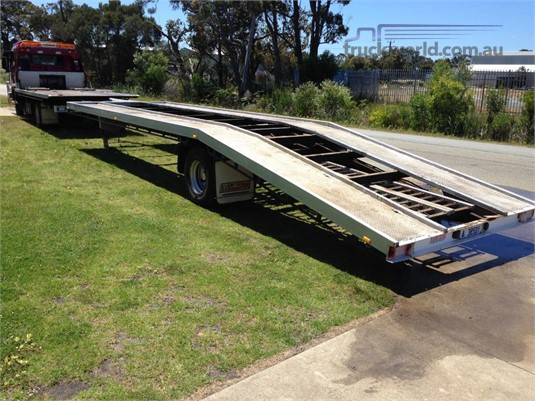 2010 Custom Built Car Carrier Trailer - Trailers for Sale