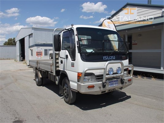 2005 Isuzu NPR200 Catalano Truck And Equipment Sales And Hire - Trucks for Sale