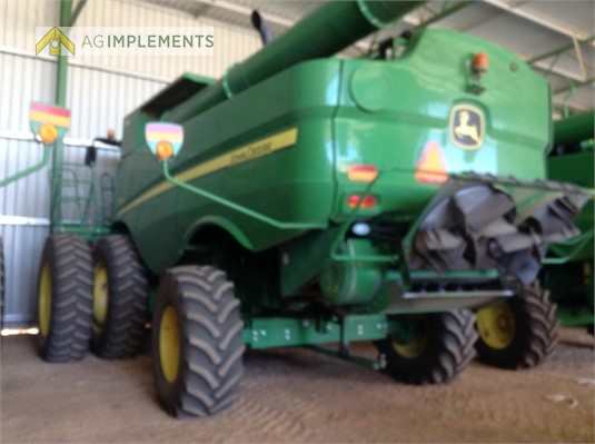 2016 John Deere S670 Ag Implements - Farm Machinery for Sale